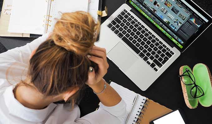desabafos de problemas no emprego e trabalho