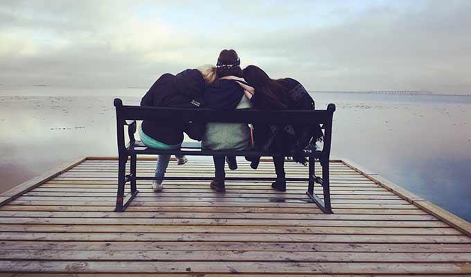 Foto de Eu quero terminar uma amizade mais não sei como