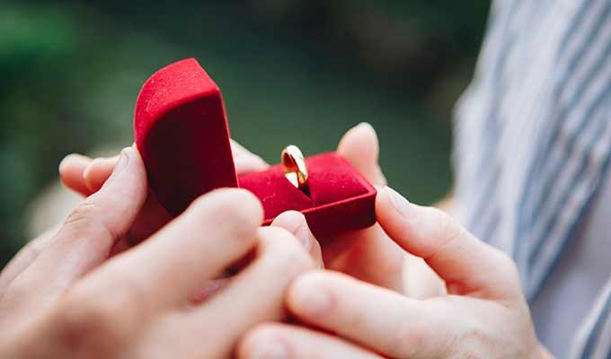 namorado não quer casar